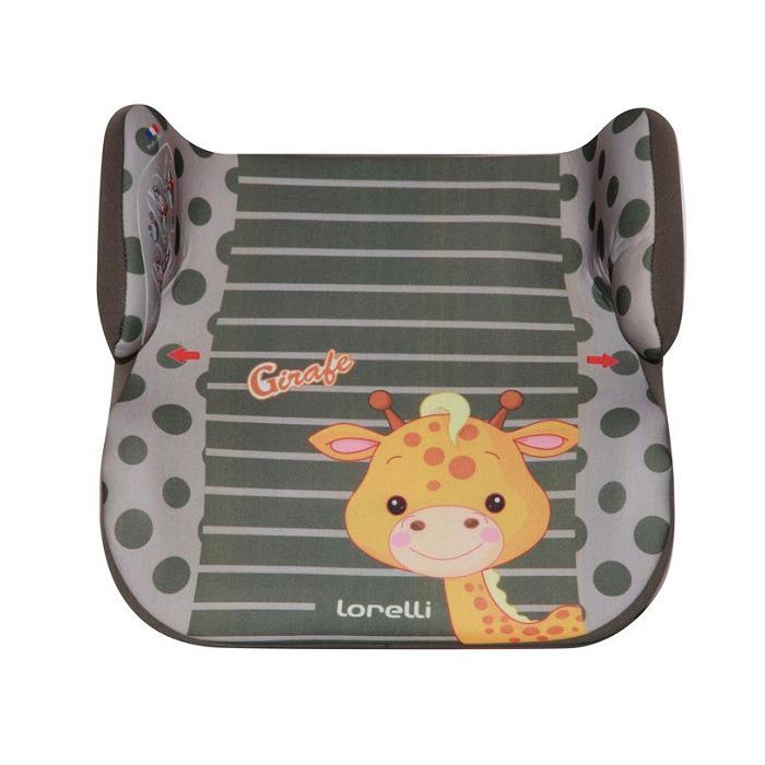 Lorelli Bertoni Booster Topo Comfort Girafe 15-36kg