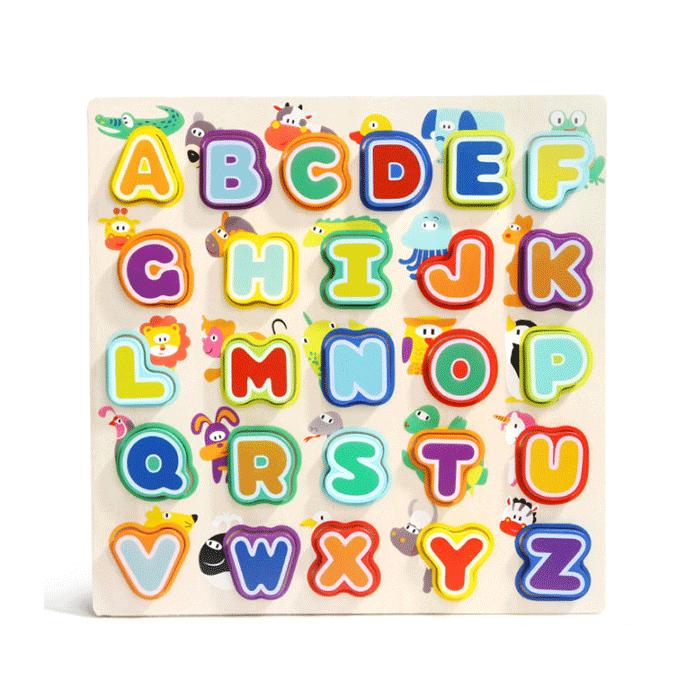 Top Bright slagalica alfabet