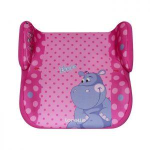 Lorelli Bertoni Booster Topo Comfort Hippo 15-36kg