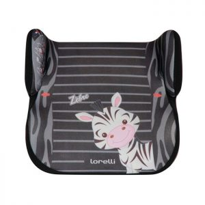 Lorelli Bertoni Booster Topo Comfort Zebra 15-36kg