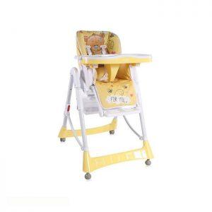 Lorelli Bertoni stolica za hranjenje Primo Yellow Bear