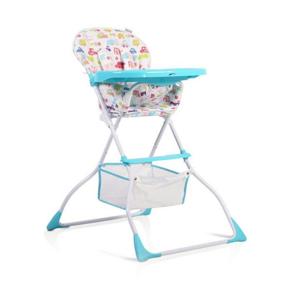 Cangaroo stolica za hranjenje Moove Blue