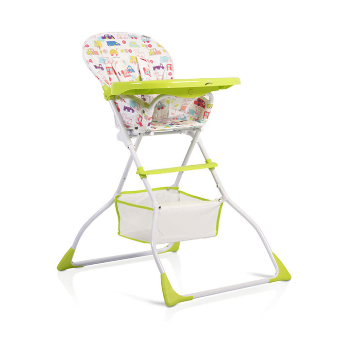 Cangaroo stolica za hranjenje Moove Green