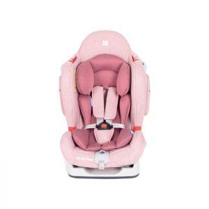 KikkaBoo auto sedište O'Right Pink 0-25kg