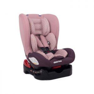 KikkaBoo auto sedište Vintage Pink Butterfly 0-18kg