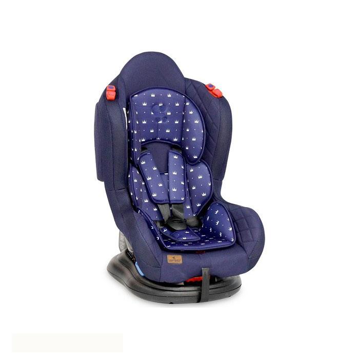 Lorelli Bertoni auto sedište Jupiter Blue Crowns 0-25kg