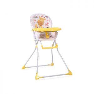 Lorelli stolica za hranjenje Cookie Yellow Giraffe