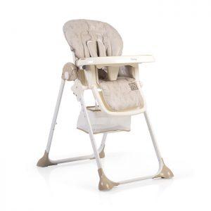 Moni stolica za hranjenje Hunny Beige
