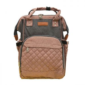 BBO torba za mame Sport Mama Pink