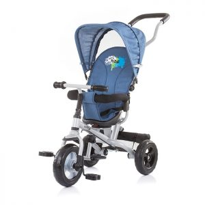 Chipolino tricikl Max Ride 3u1 Blue