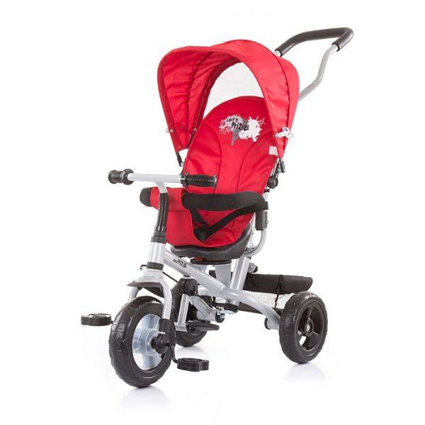 Chipolino tricikl Max Ride 3u1 Red