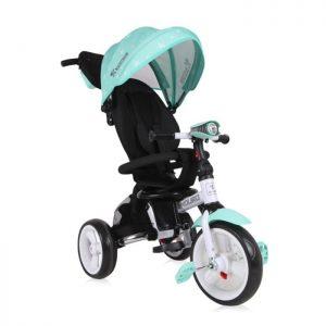 Lorelli Bertoni tricikl Enduro Green Stars
