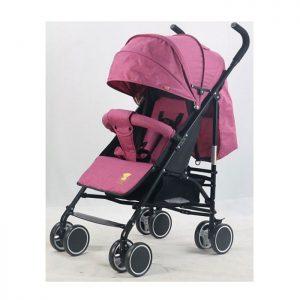 BBO kolica Modena Pink