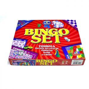 Bingo set 5u1