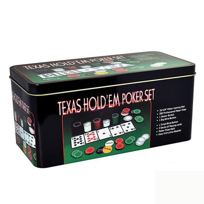 Texas holdem poker set