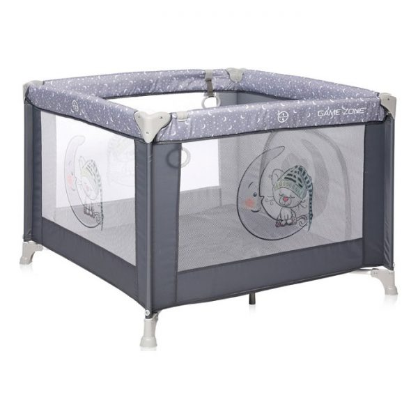 Lorelli Bertoni ogradica Gamezone Grey Cute Moon