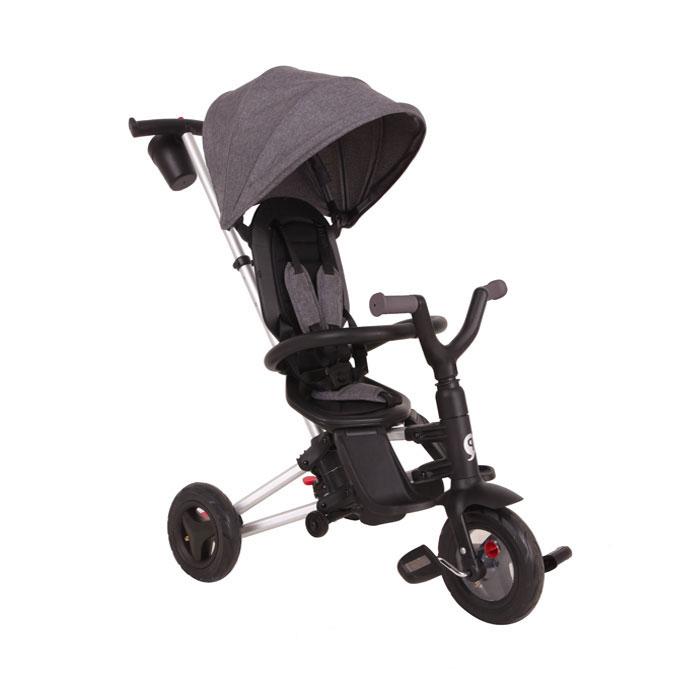 QPlay tricikl Nova Grey