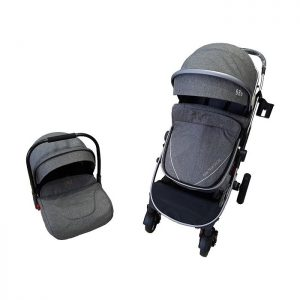 BBO kolica Sprinter Set Grey