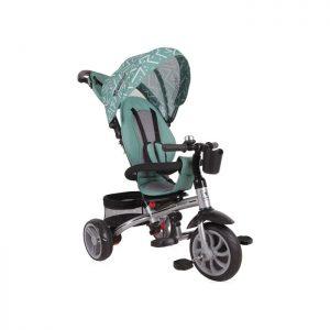 Lorelli Bertoni tricikl Rocket Green