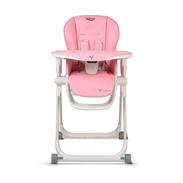 Cangaroo stolica za hranjenje Delicious Pink