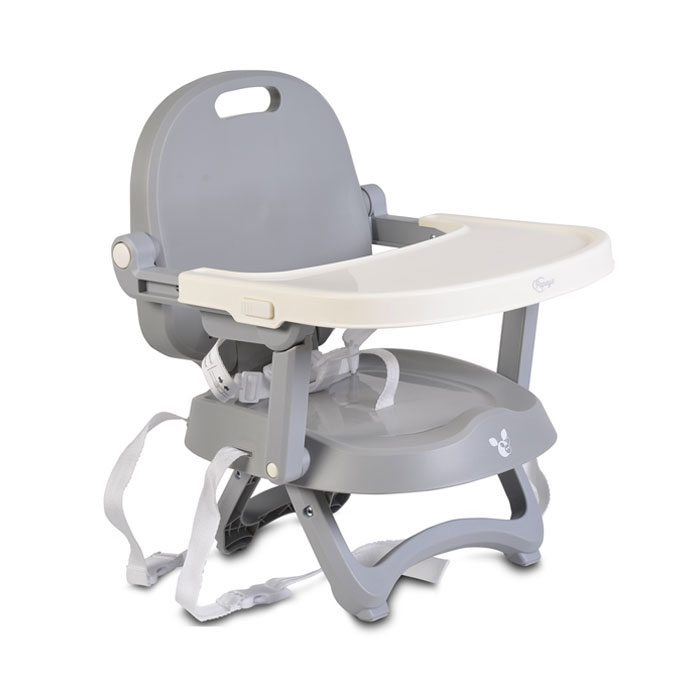 Cangaroo prenosiva stolica za hranjenje Papaya Grey