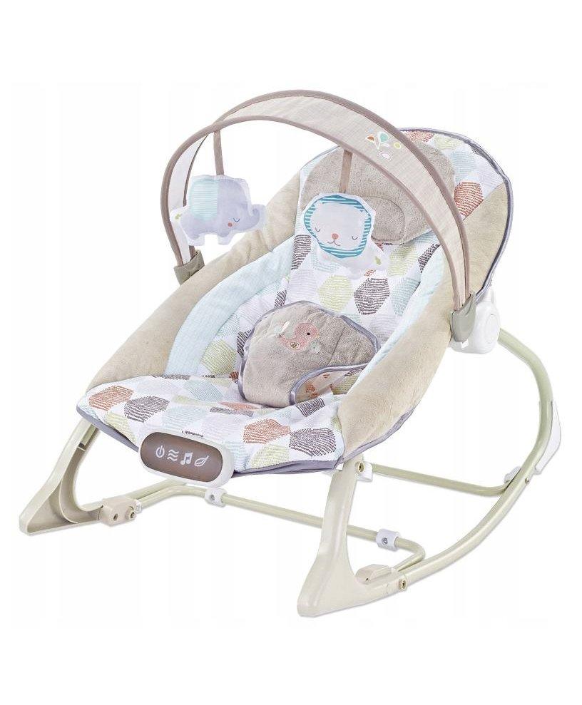 Fitch Baby ležaljka do 18kg bež