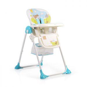 Moni stolica za hranjenje Hunny Blue