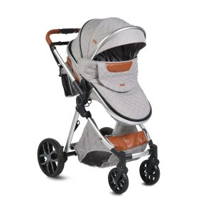 Moni kolica Alma Light grey