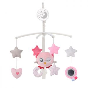 Cangaroo vrteška za krevetac Dreamy Pink