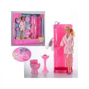 Defa Lucy lutka i njeno kupatilo