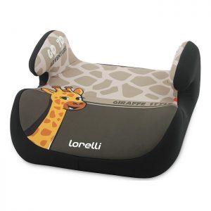 Lorelli Bertoni Booster Topo Comfort Giraffe 15-36kg