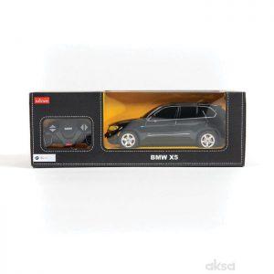 Auto na daljinsko upravljanje BMW X5 crni