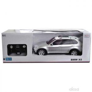 Auto na daljinsko upravljanje BMW X5 sivi