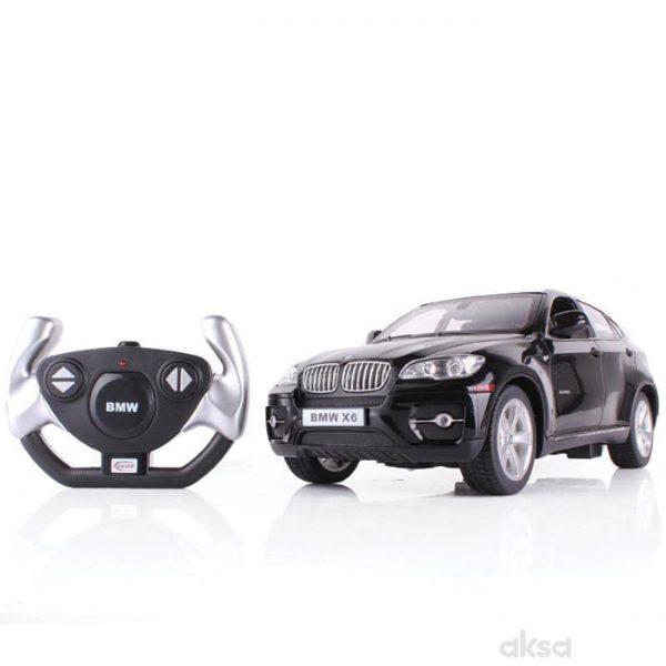 Auto na daljinsko upravljanje BMW X6