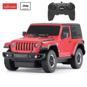 Auto na daljinsko upravljanje Jeep Wrangler Rubicon