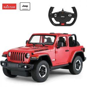 Auto na daljinsko upravljanje Jeep Wrangler