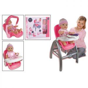 Baby Rose lutka 3u1