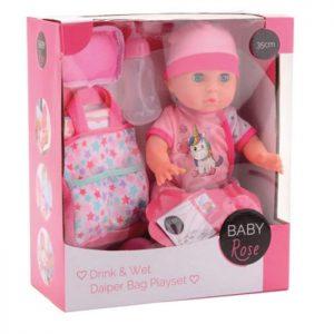 Baby Rose lutka koja pije i piški