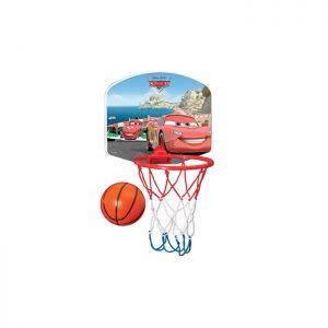 Dede košarkaška tabla mala Cars