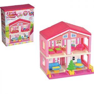 Dede kuća sa kockicama dva sprata