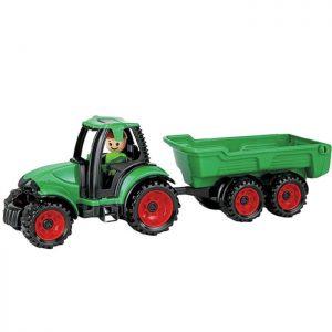 Lena truckies mini traktor sa prikolicom