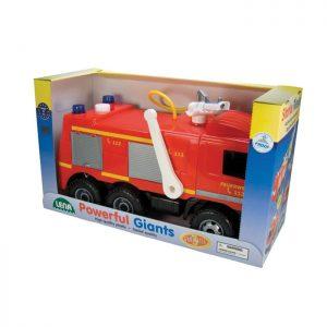 Lena veliki vatrogasni kamion