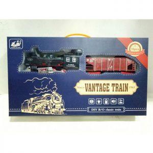 Vintage train set