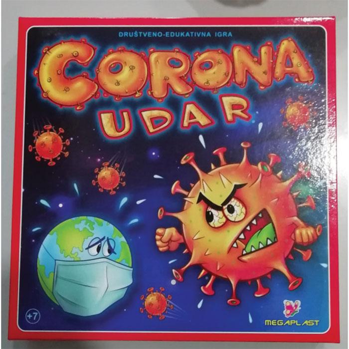 Corona udar