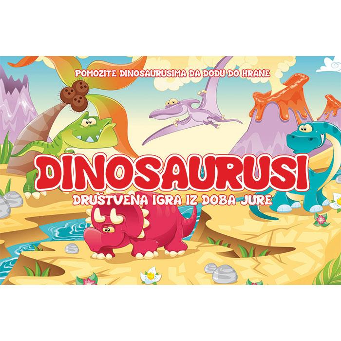 Dinosaurusi u potrazi za hranom