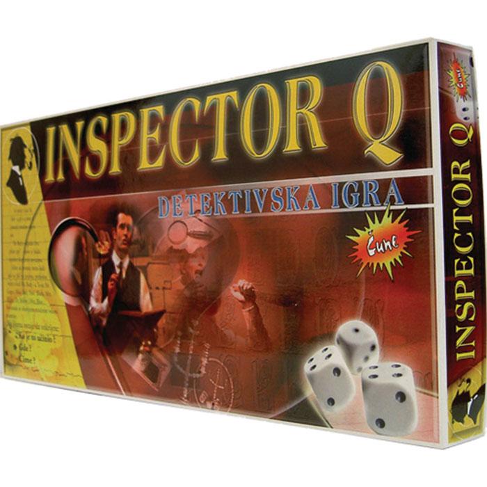 Inspektor Q kluedo
