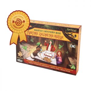 Martina zagonetna kutija Pino
