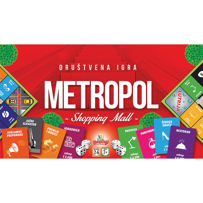 Metropol Shopping mall
