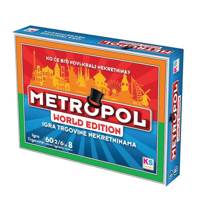 Metropol world edition