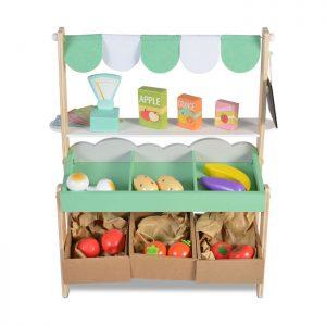 Moni drvena pijaca - supermarket